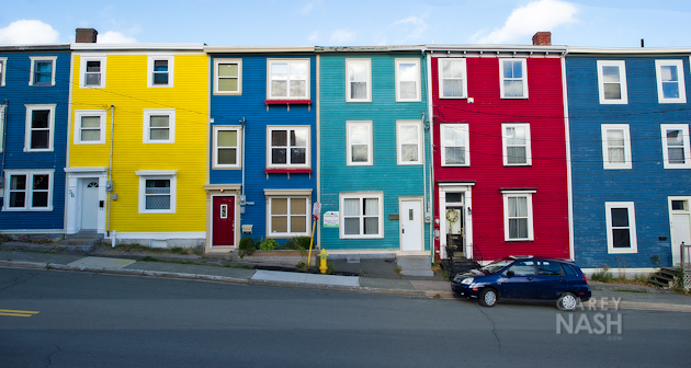 St johns street photography jelly bean houses jelly for House plans newfoundland