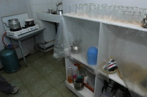 Kitchen - Africa Hostel