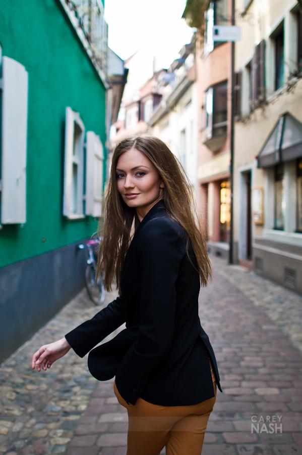Germany Model Shoot - European Model Shoot - Carey Nash Photography - Anna - Freiberg   Carey ...
