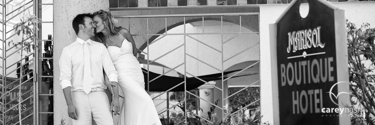 Annik Nayler Wedding