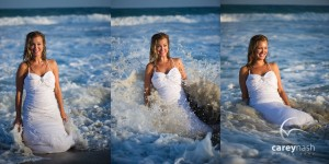 Trash The Dress - Barcelo Resort - Barcelo Wedding - Destination Wedding Mexico _ jodi + Troy-1-2