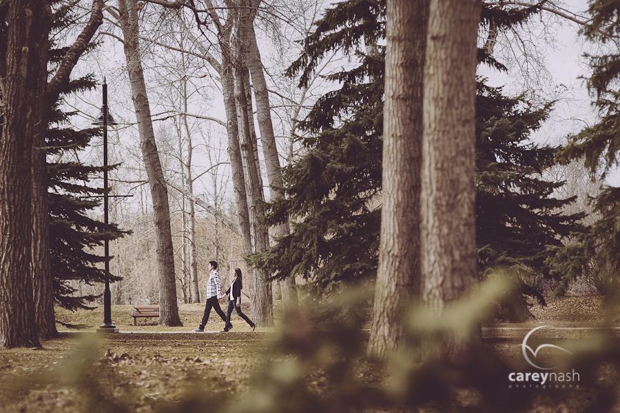 Calgary Engagement Session - Film Wedding - Luxury engagement photographer-16