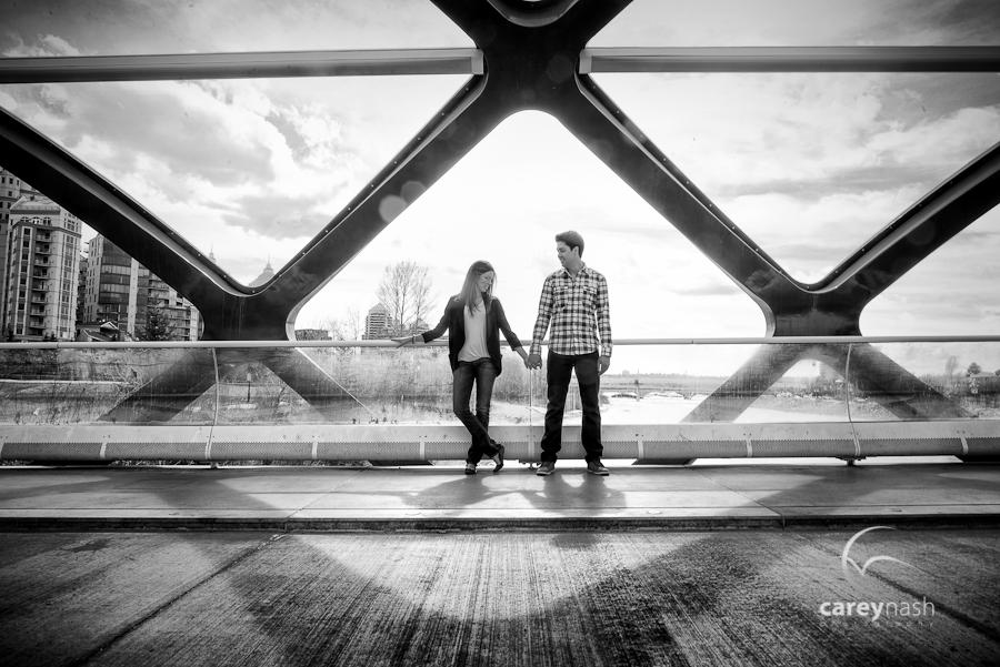 Calgary Engagement Session - Film Wedding - Luxury engagement photographer-6