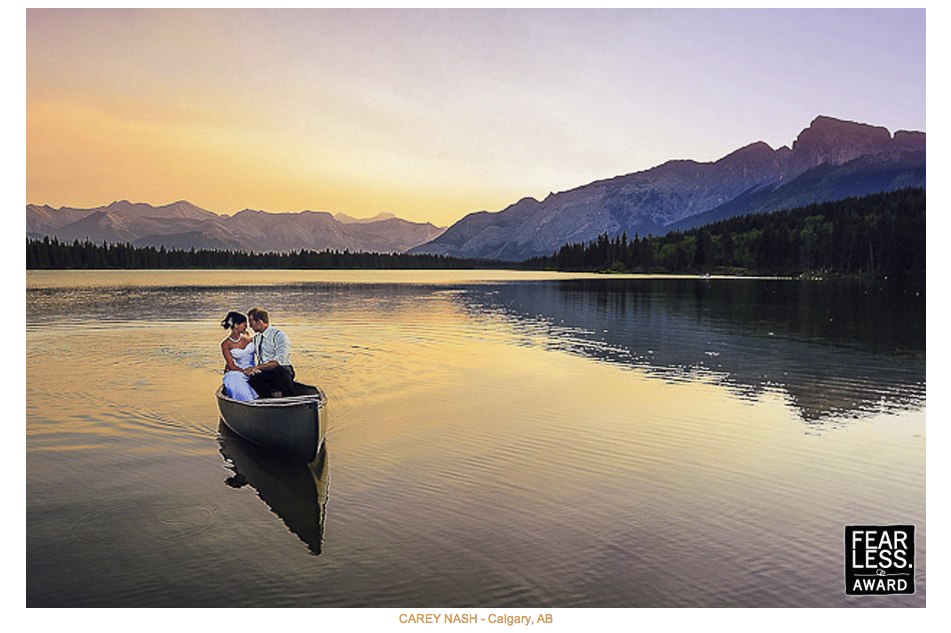 Luxury Wedding - Canada Destination Wedding