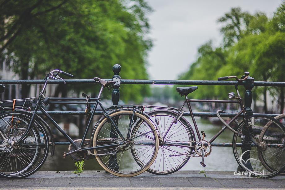 Amsterdam fine art photography - amsterdam bicycle - amsterdam ballerina - photography amsterdam-10