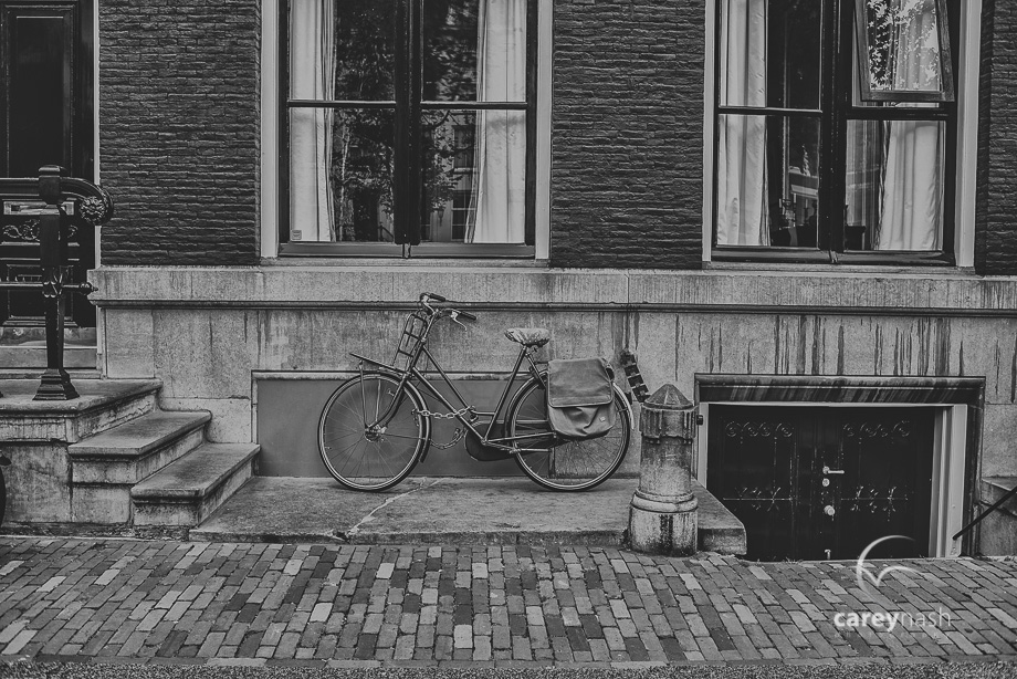 Amsterdam fine art photography - amsterdam bicycle - amsterdam ballerina - photography amsterdam-13