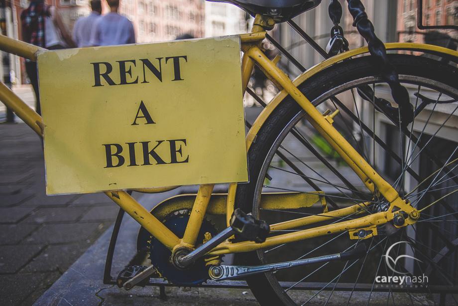 Amsterdam fine art photography - amsterdam bicycle - amsterdam ballerina - photography amsterdam-19