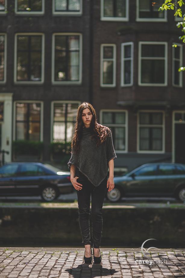 Amsterdam fine art photography - amsterdam bicycle - amsterdam ballerina - photography amsterdam-25