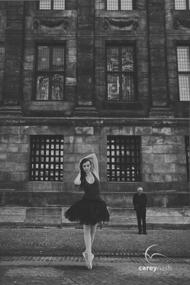 Amsterdam fine art photography - amsterdam bicycle - amsterdam ballerina - photography amsterdam-26
