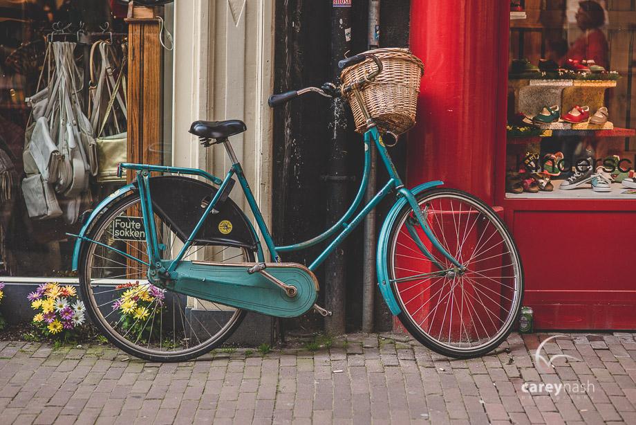 Amsterdam fine art photography - amsterdam bicycle - amsterdam ballerina - photography amsterdam-29