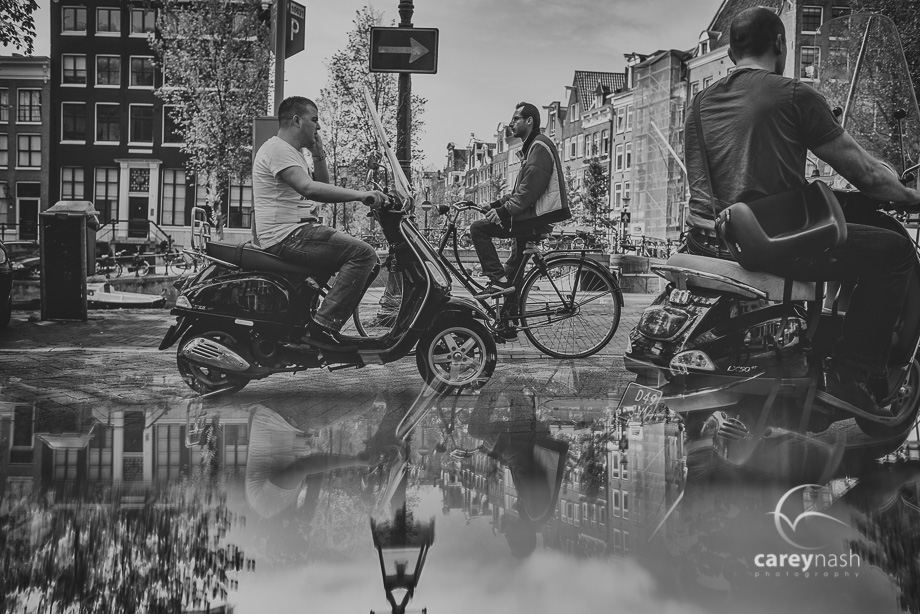 Amsterdam fine art photography - amsterdam bicycle - amsterdam ballerina - photography amsterdam-8