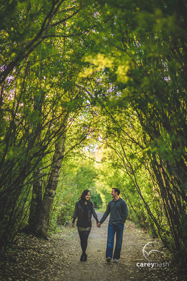 Edmonton Engagement Session - River Valley - Award Winning Lifestyle Photography-2