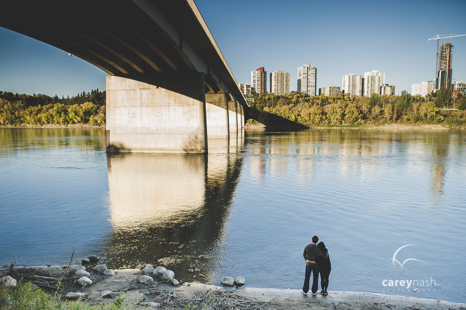 Edmonton Engagement Session - River Valley - Award Winning Lifestyle Photography-4