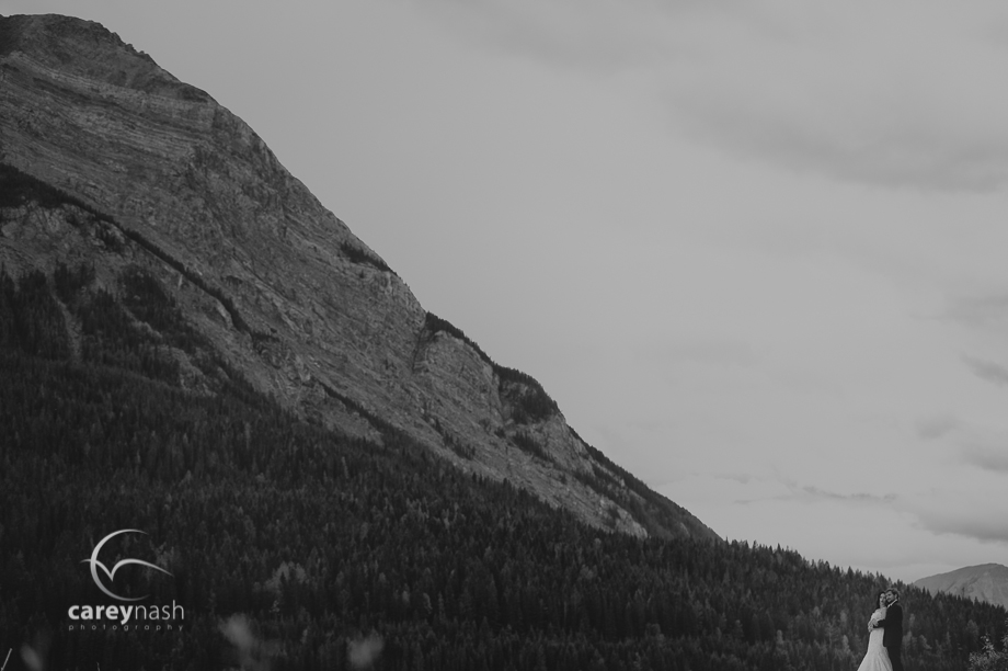 Emerald Lake Wedding - Rock the Dress Mountains - Carey Nash Photography - Heather and Alejandro-2