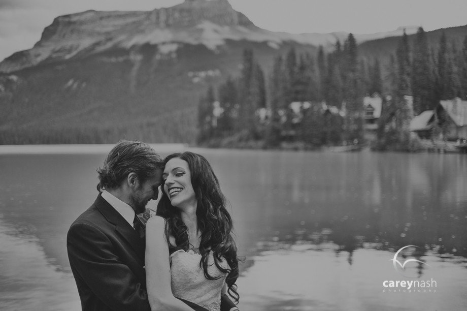 Emerald Lake Wedding - Trash the Dress Mountains - Carey Nash Photography - Heather and Alejandro-14