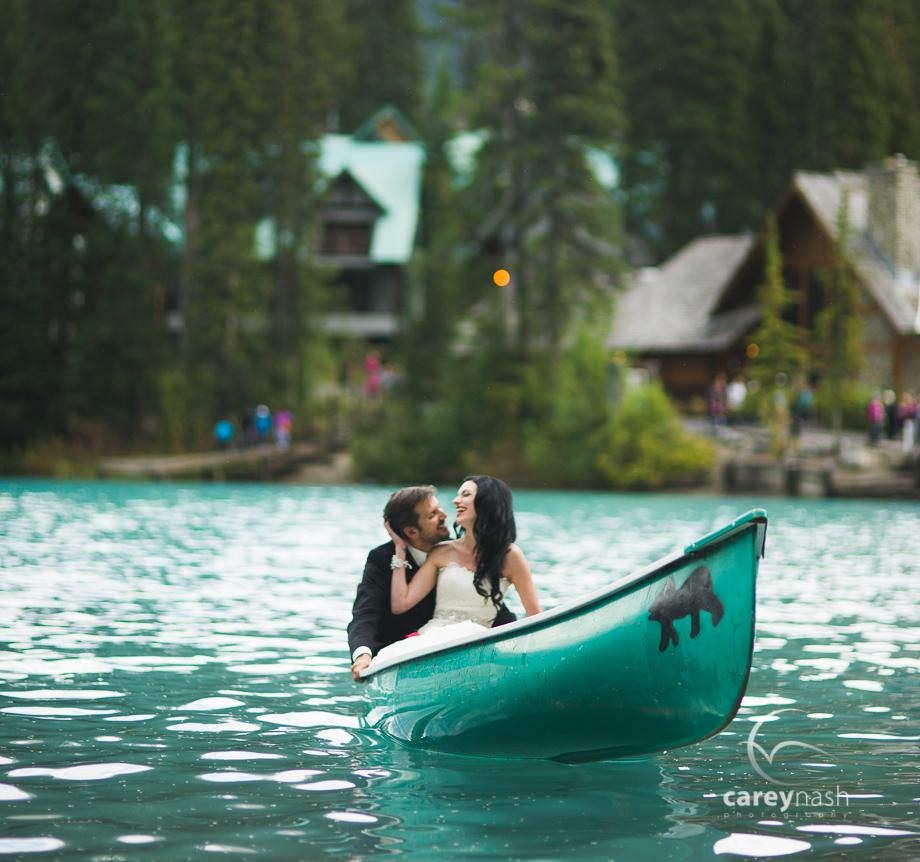 Emerald Lake Wedding - Trash the Dress Mountains - Carey Nash Photography - Heather and Alejandro-18