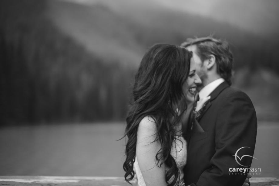 Emerald Lake Wedding - Trash the Dress Mountains - Carey Nash Photography - Heather and Alejandro-20