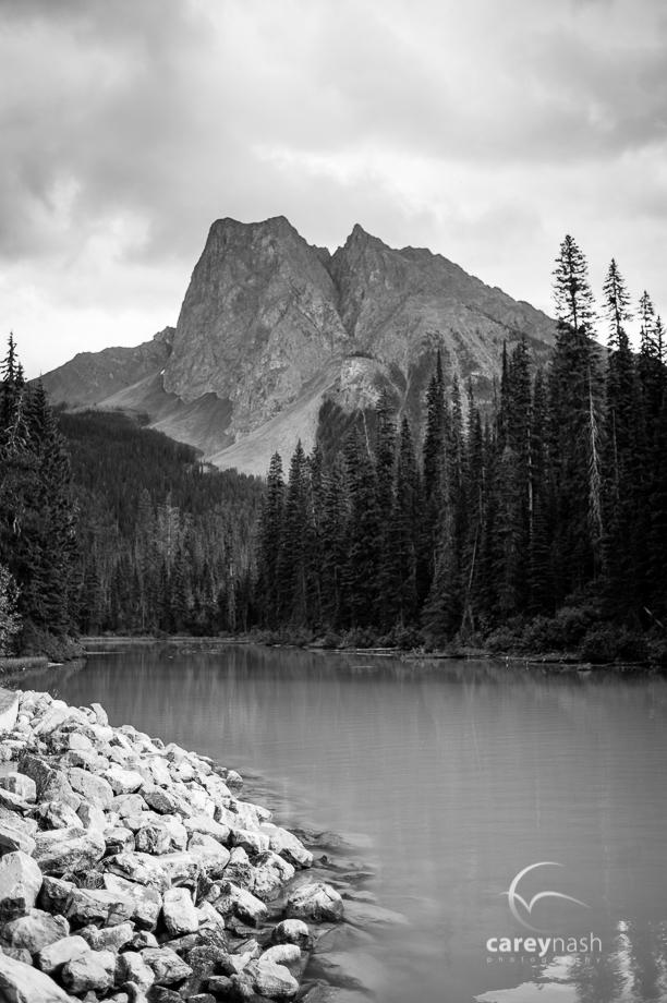 Emerald Lake Wedding - Trash the Dress Mountains - Carey Nash Photography - Heather and Alejandro-27