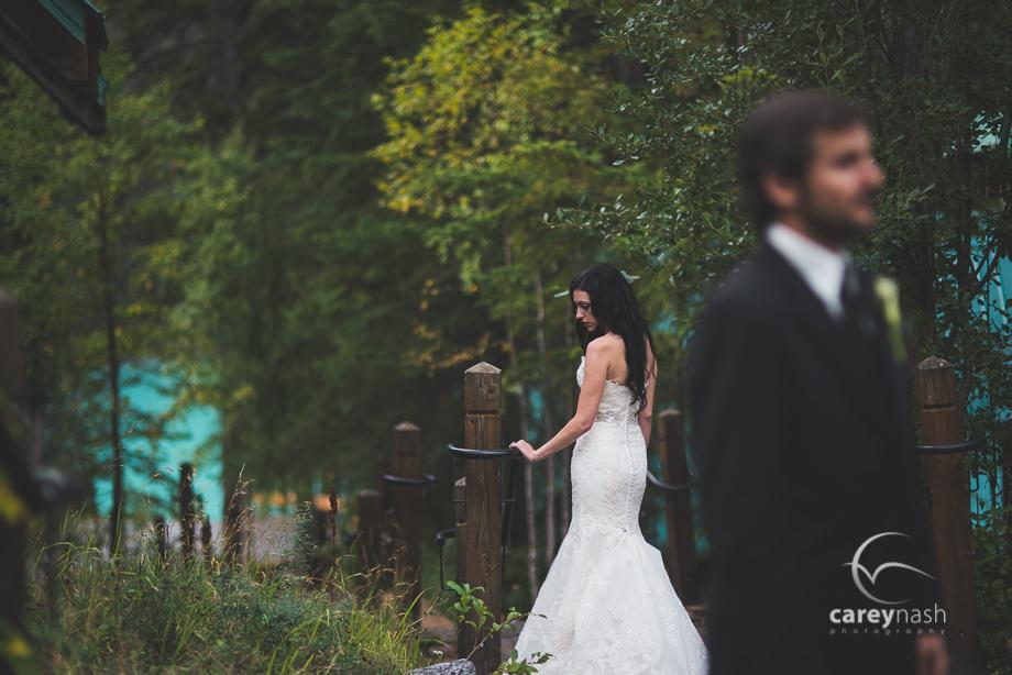 Emerald Lake Wedding - Trash the Dress Mountains - Carey Nash Photography - Heather and Alejandro-34