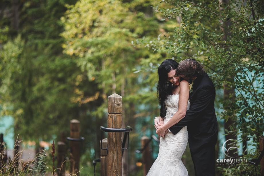 Emerald Lake Wedding - Trash the Dress Mountains - Carey Nash Photography - Heather and Alejandro-35