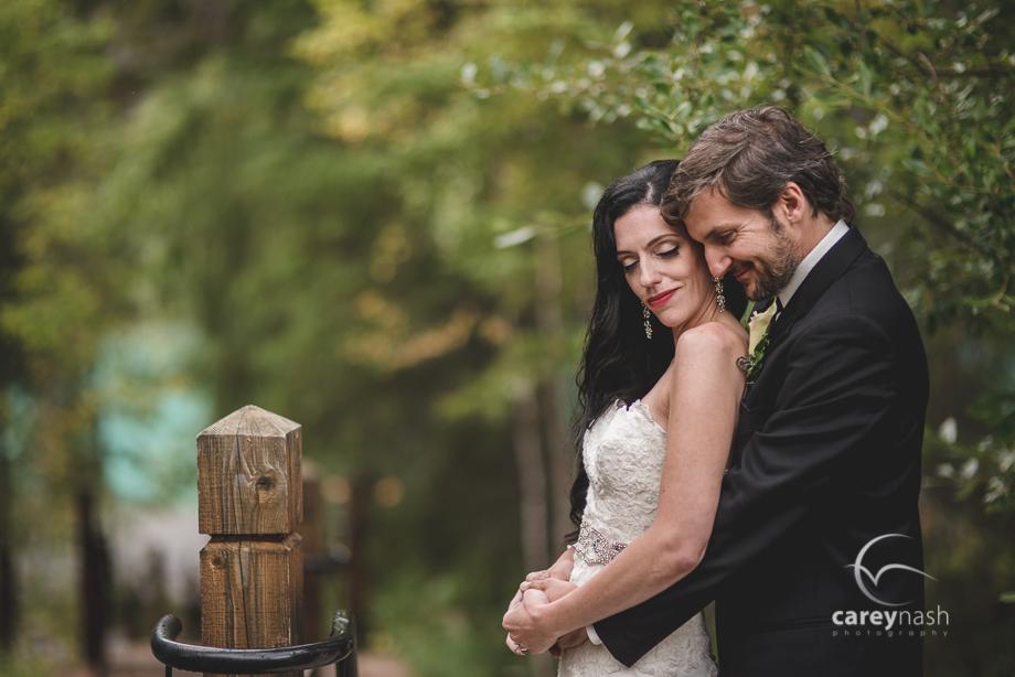 Emerald Lake Wedding - Trash the Dress Mountains - Carey Nash Photography - Heather and Alejandro-36
