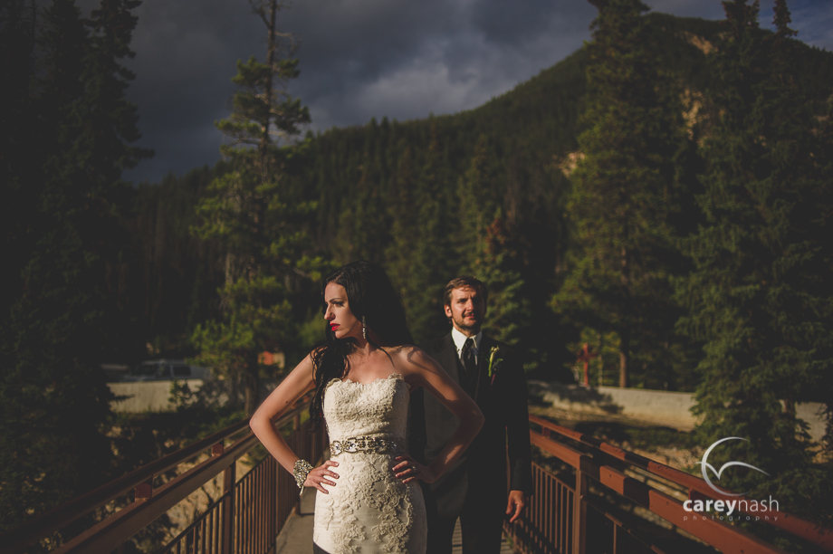 Emerald Lake Wedding - Trash the Dress Mountains - Carey Nash Photography - Heather and Alejandro-46