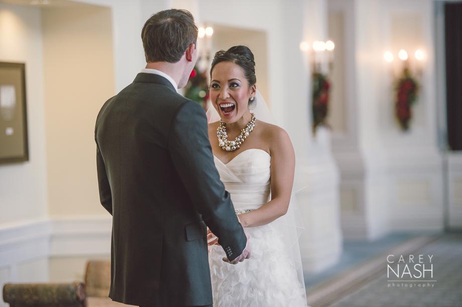 Fairmont Wedding - Art gallery Wedding - Luxury Wedding - Winter Wedding - Sean + Su-19