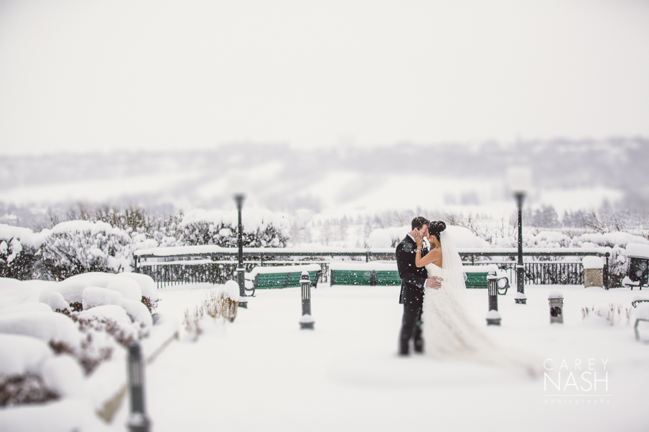 Fairmont Wedding - Art gallery Wedding - Luxury Wedding - Winter Wedding - Sean + Su-2