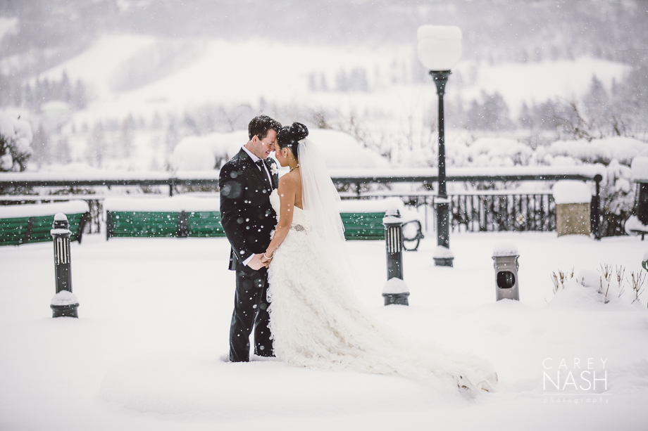 Fairmont Wedding - Art gallery Wedding - Luxury Wedding - Winter Wedding - Sean + Su-27