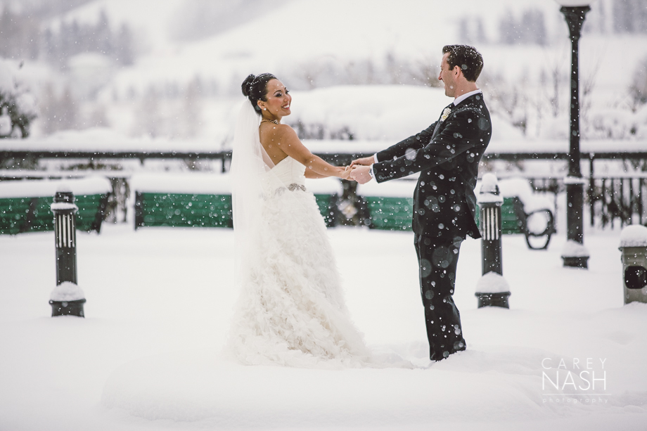 Fairmont Wedding - Art gallery Wedding - Luxury Wedding - Winter Wedding - Sean + Su-28