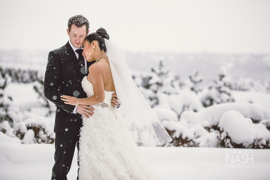 Fairmont Wedding - Art gallery Wedding - Luxury Wedding - Winter Wedding - Sean + Su-29