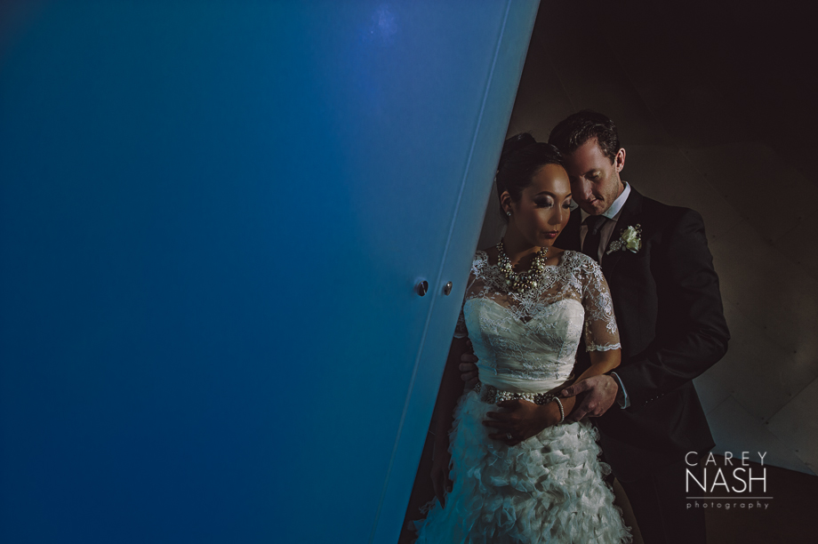 Fairmont Wedding - Art gallery Wedding - Luxury Wedding - Winter Wedding - Sean + Su-3