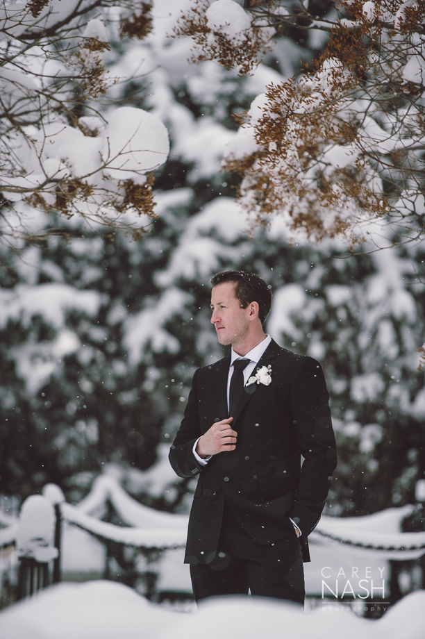 Fairmont Wedding - Art gallery Wedding - Luxury Wedding - Winter Wedding - Sean + Su-35