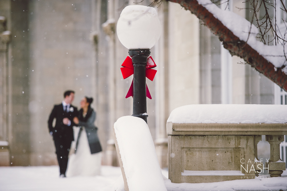 Fairmont Wedding - Art gallery Wedding - Luxury Wedding - Winter Wedding - Sean + Su-37