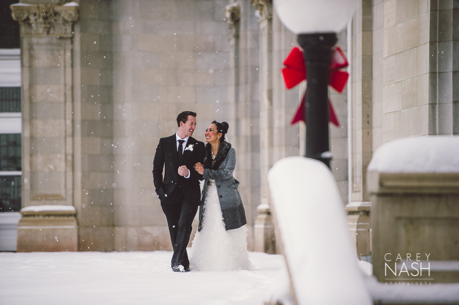 Fairmont Wedding - Art gallery Wedding - Luxury Wedding - Winter Wedding - Sean + Su-38