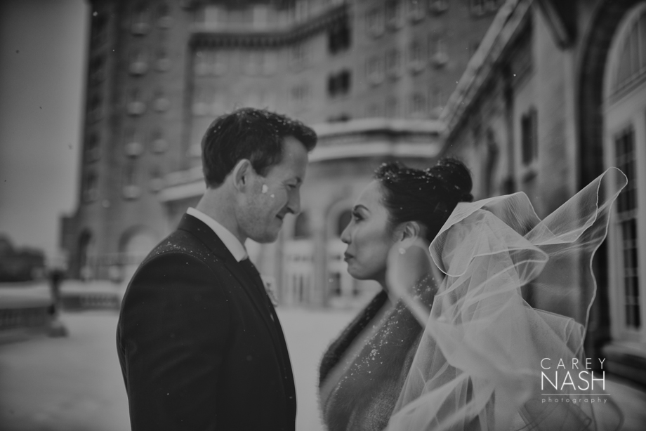 Fairmont Wedding - Art gallery Wedding - Luxury Wedding - Winter Wedding - Sean + Su-39