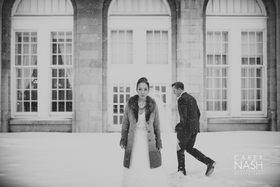 Fairmont Wedding - Art gallery Wedding - Luxury Wedding - Winter Wedding - Sean + Su-4