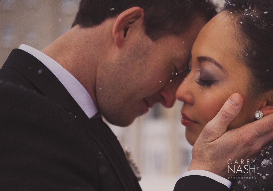 Fairmont Wedding - Art gallery Wedding - Luxury Wedding - Winter Wedding - Sean + Su-41