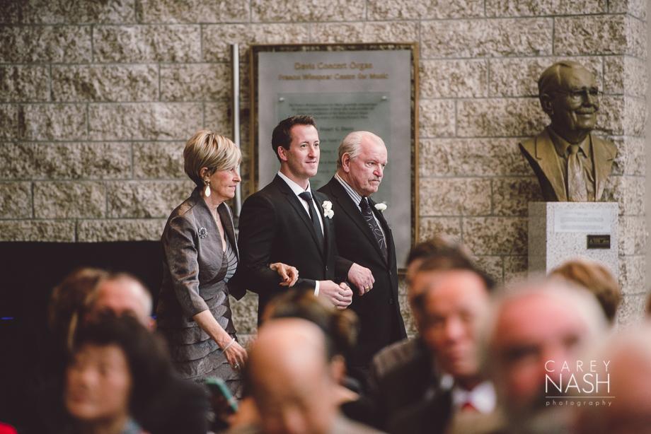 Fairmont Wedding - Art gallery Wedding - Luxury Wedding - Winter Wedding - Sean + Su-45