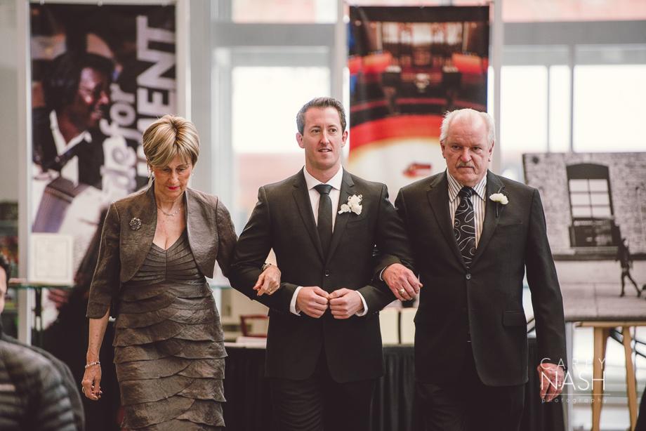 Fairmont Wedding - Art gallery Wedding - Luxury Wedding - Winter Wedding - Sean + Su-46