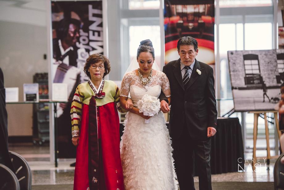 Fairmont Wedding - Art gallery Wedding - Luxury Wedding - Winter Wedding - Sean + Su-47