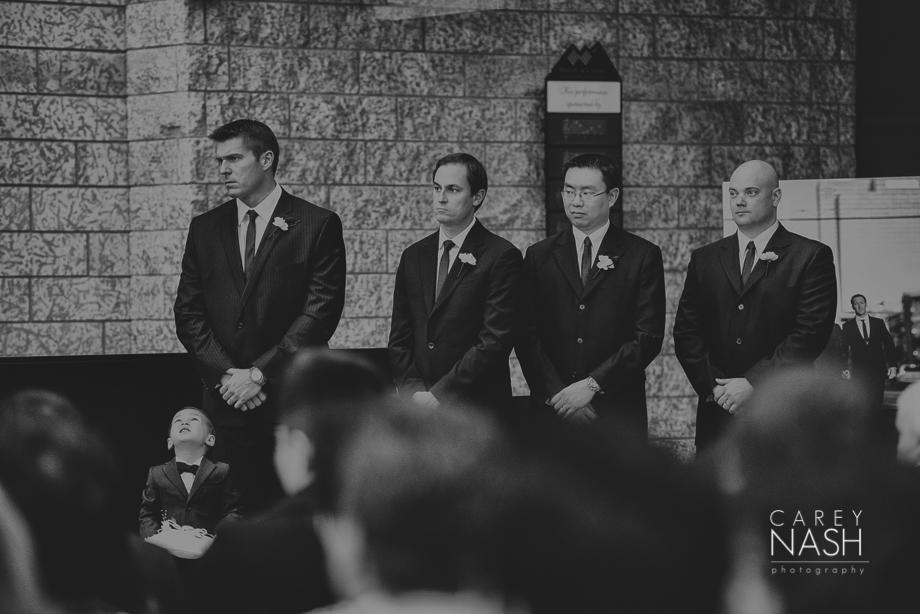 Fairmont Wedding - Art gallery Wedding - Luxury Wedding - Winter Wedding - Sean + Su-48