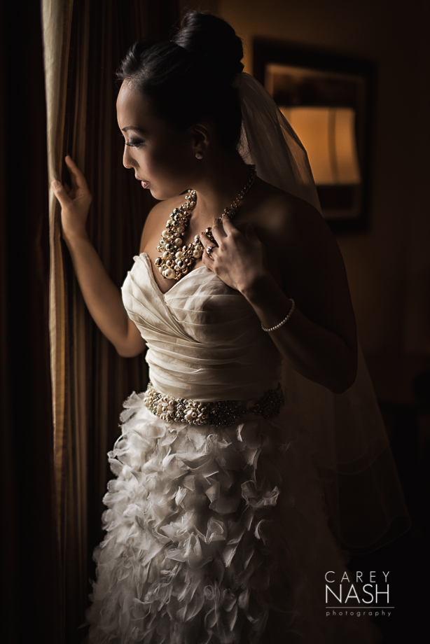 Fairmont Wedding - Art gallery Wedding - Luxury Wedding - Winter Wedding - Sean + Su-5