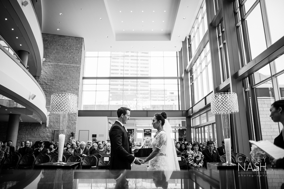 Fairmont Wedding - Art gallery Wedding - Luxury Wedding - Winter Wedding - Sean + Su-52