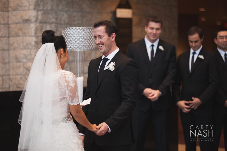 Fairmont Wedding - Art gallery Wedding - Luxury Wedding - Winter Wedding - Sean + Su-53