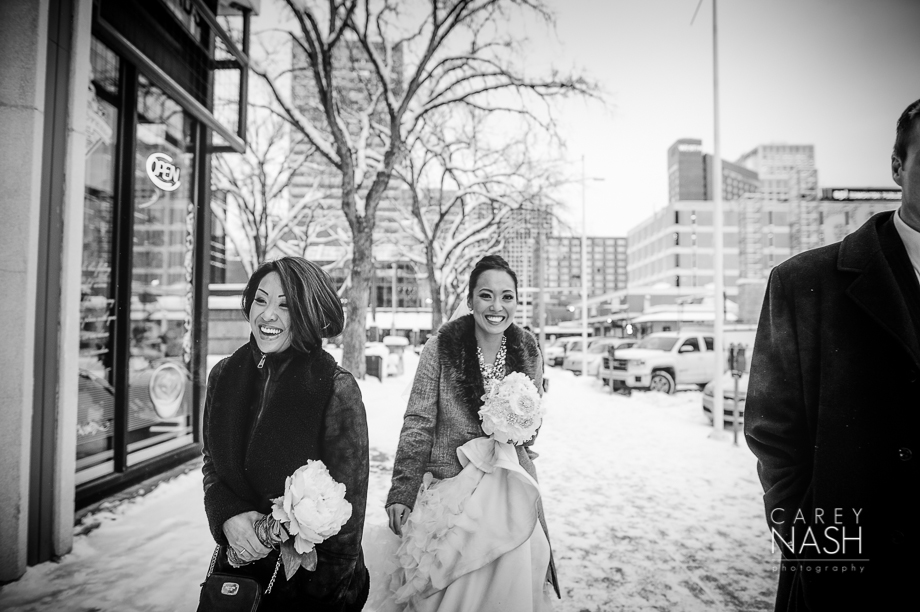 Fairmont Wedding - Art gallery Wedding - Luxury Wedding - Winter Wedding - Sean + Su-60