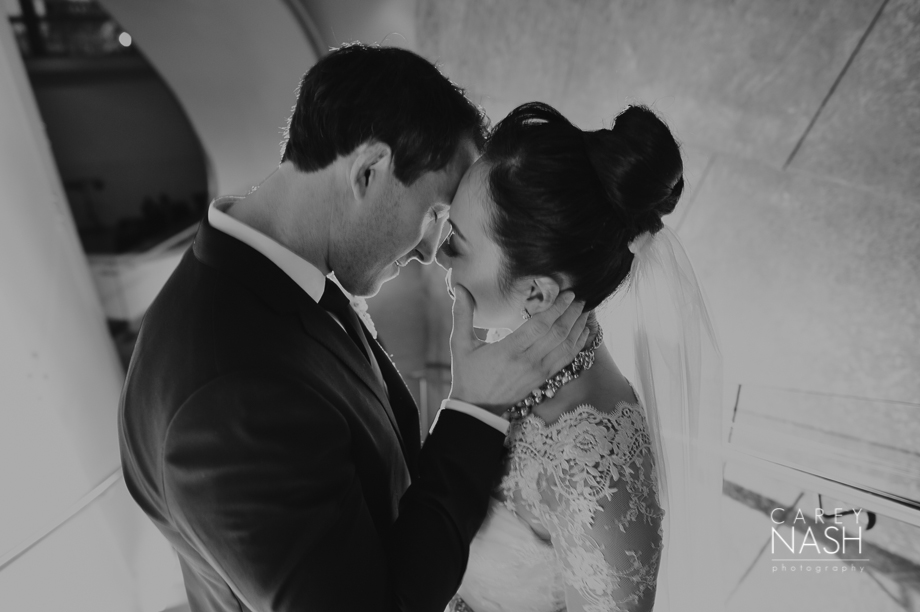 Fairmont Wedding - Art gallery Wedding - Luxury Wedding - Winter Wedding - Sean + Su-64