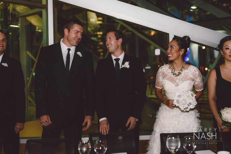 Fairmont Wedding - Art gallery Wedding - Luxury Wedding - Winter Wedding - Sean + Su-72