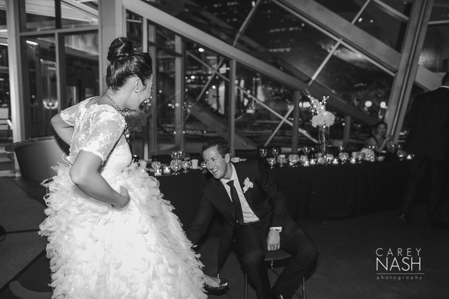 Fairmont Wedding - Art gallery Wedding - Luxury Wedding - Winter Wedding - Sean + Su-75