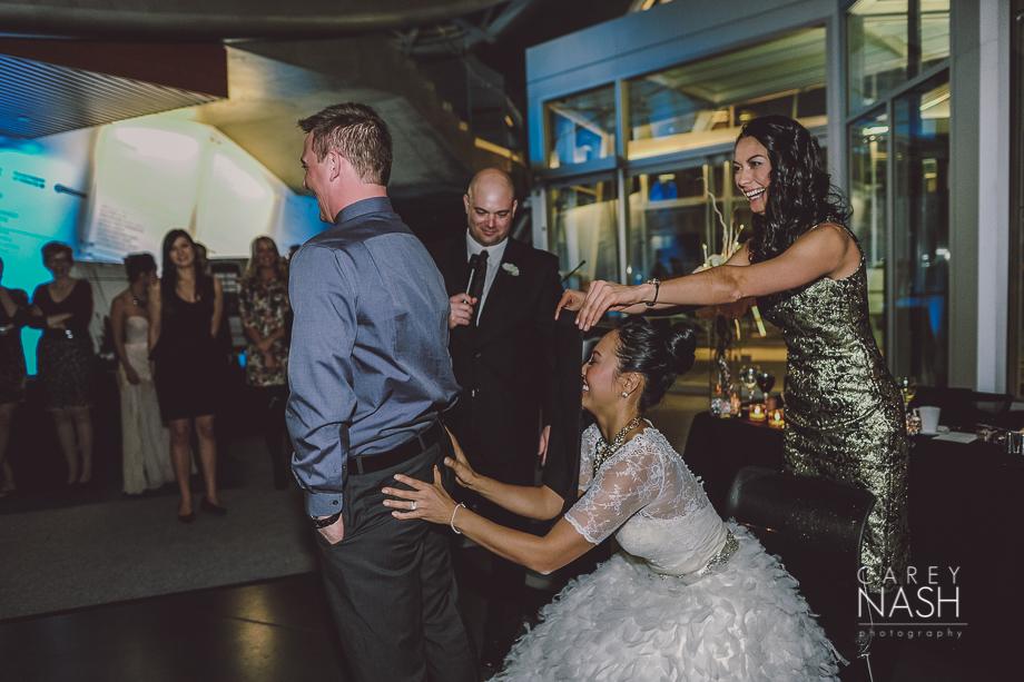 Fairmont Wedding - Art gallery Wedding - Luxury Wedding - Winter Wedding - Sean + Su-76